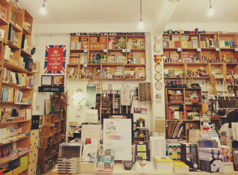 BooksActually - More than just your regular bookstore #TellYourStory