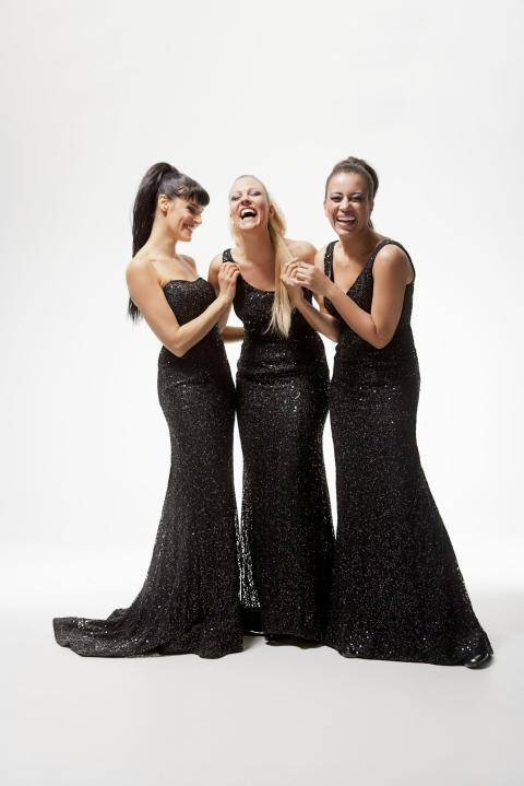 All women are Divine! Konsert på internationella kvinnodagen den 8 mars  av kvinnor, med kvinnor och till förmån för utsatta kvinnor