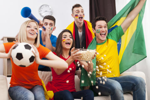 Fotball-VM står for døren