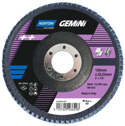 Norton Gemini - Lamellrondell