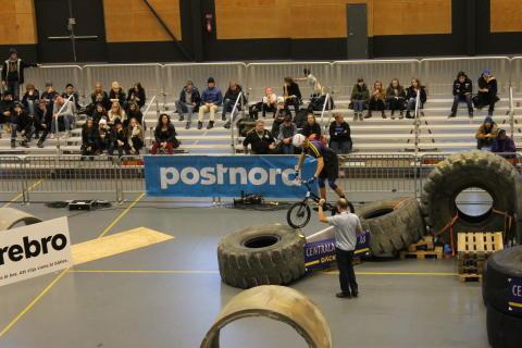 SM-final i Trial inomhus på SM i Örebro 2015