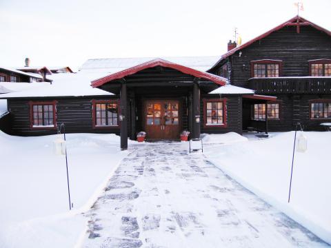 4G på Storhogna Högfjällshotell & Spa