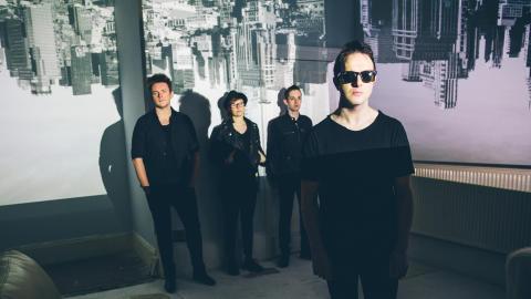 Glasvegas släpper nytt album och gör tre efterlängtade Sverigespelningar