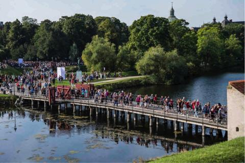 ECCO WALKATHON sætter gang i København