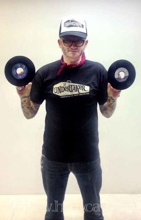 Dj Undertaker & HepCat Store presents: Jake & Tellason goes CLASH