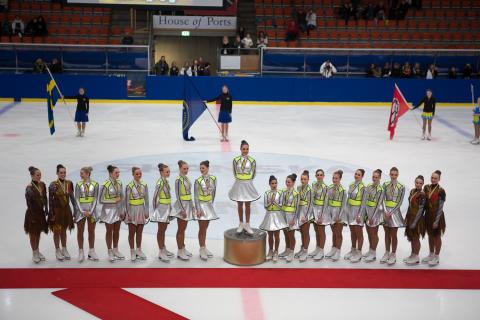 Team Boomerang, Göteborgs KK, SM 2014
