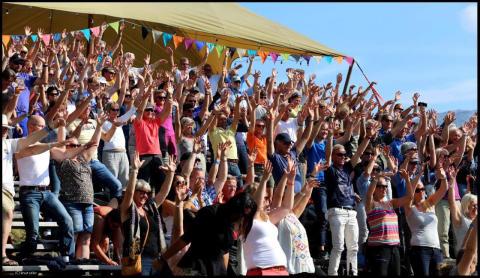 Folkrock-festival i Hemsedal 10 – 13 august!