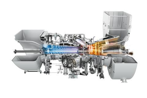 Dubbelt genombrott för gasturbin SGT-750 i Kina