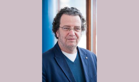 Alain Topor tilldelas 2017 års Bengt Börjesonpris