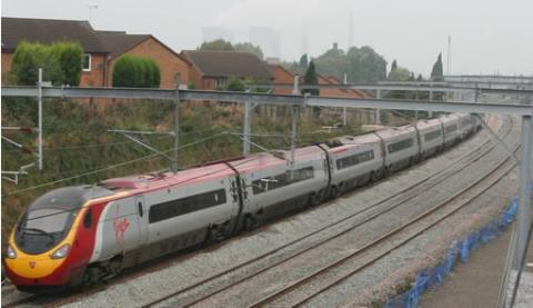 Virgin Trains May Bank Holiday services