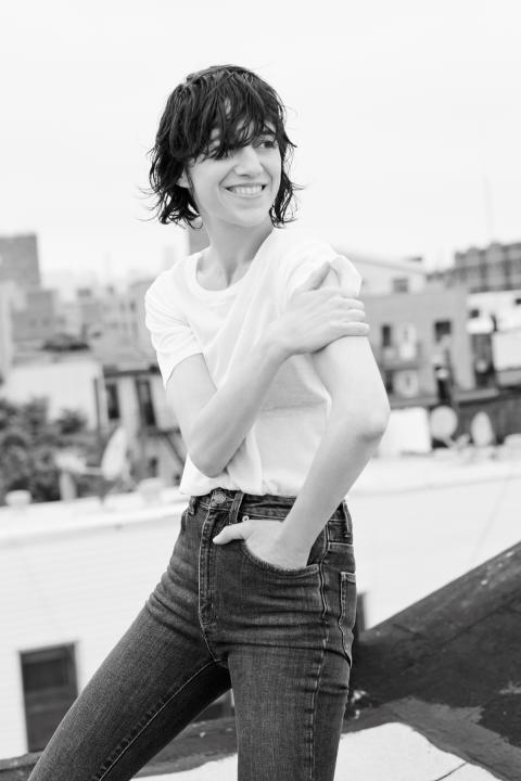 Charlotte Gainsbourg (c) Collierr Shorr