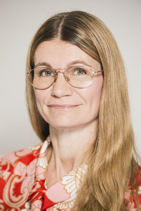 Sofia Bidö, psykolog