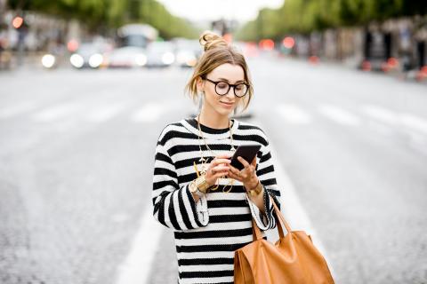 Inkluderer SMS og MMS til hele verden i alle abonnement!