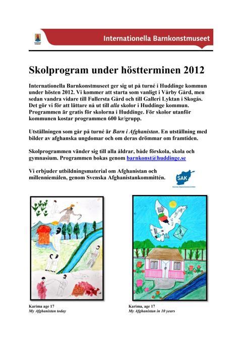 Skolprogram