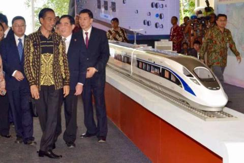 Surbana Jurong appointed as master planner for Jakarta-Bandung High Speed Rail Corridor project