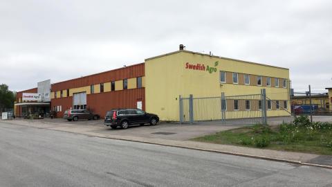 Skogsmaskinstillverkare öppnar ny serviceverkstad