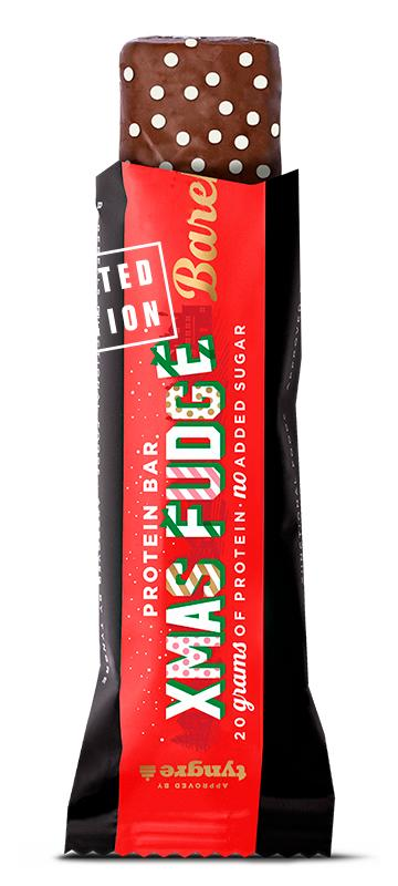 Barbells Xmas Fudge Protein Bar