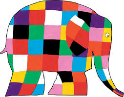 It's Elmer time!