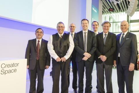 Chalmersprofessor en av vinnarna i BASF's innovationstävling