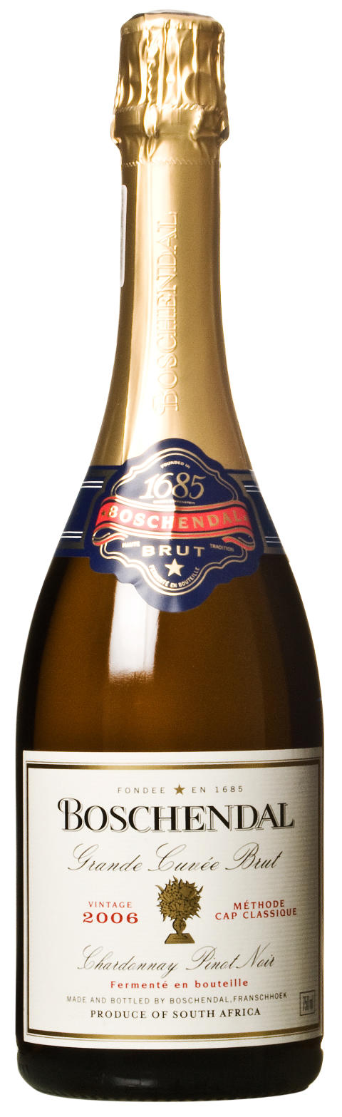 Boschendal Brut Chardonnay Pinot Noir NV