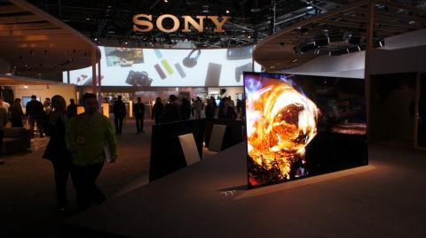 Sony presenta sus últimos productos en el CES 2017