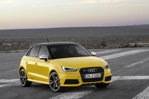 Audi S1 – välkänt namn i nytt format.