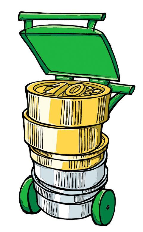 Trots stora investeringar - Ingen höjning av renhållningsavgiften 2012