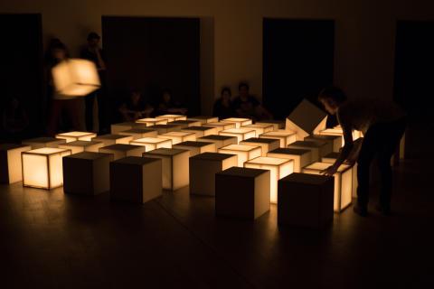 "Säsongsöppning på MDT: Fieldworks / Heine Avdal & Yukiko Shinozaki ""Distant voices"" 26-27 augusti"