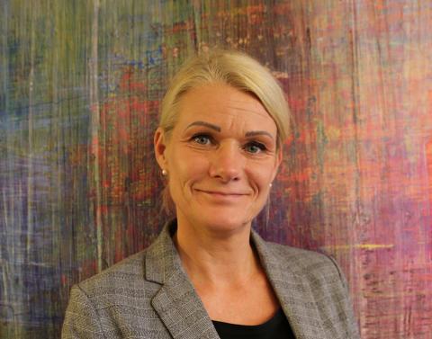 Monica Almgren, konceptutvecklare och programansvarig för Hotellutbildningen på Lärande i Sverige
