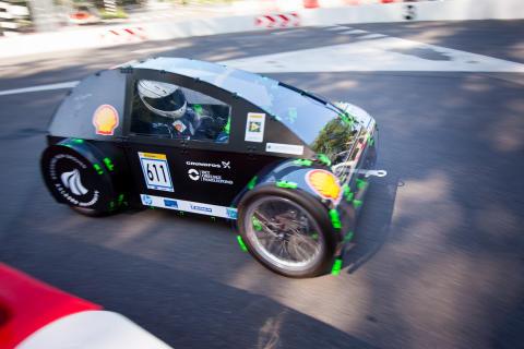 Team Aalborg Energy i aktion