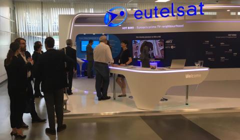 Obserwatorium Eutelsat TV dla Niemiec podkreśla wzrost nowych, kluczowych pozycji satelitarnych Eutelsat