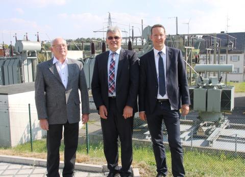 Knapp 27 Millionen Euro für Baumaßnahmen im Netzcentergebiet Naila