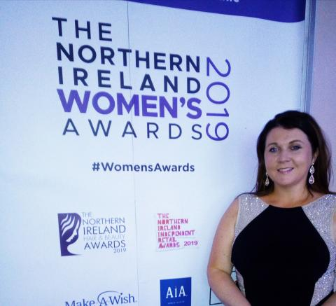 Toasting success as local food tour business owner is named Food Entrepreneur of the Year