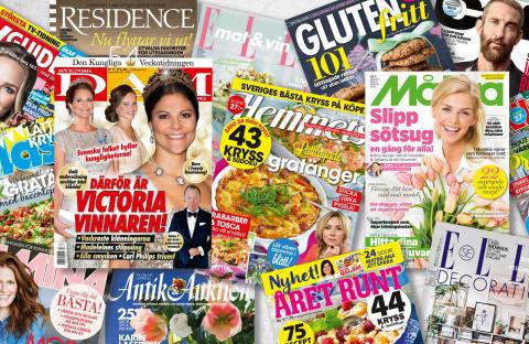 Orvesto 2017:1: Aller media fortsatt starka enligt senaste räckviddsmätningen.