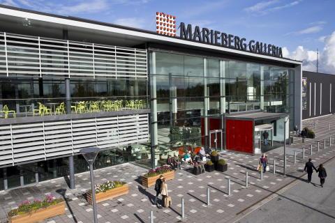 Sushi Yama öppnar i Marieberg Galleria