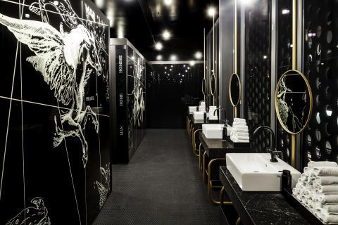 Badausstattung für Europas schönste Bar – Villeroy & Boch liefert Markenprodukte für den OneOcean Club in Barcelona