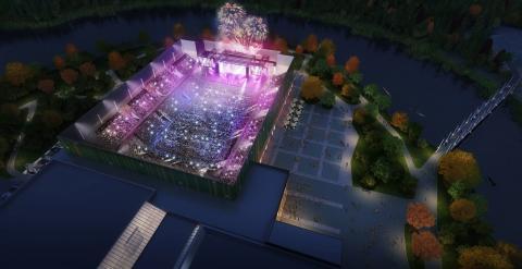 Nye Nidarøhallen - Konsert