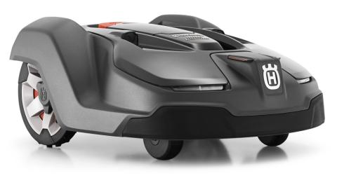 Husqvarna connected robotic lawn mower 450X