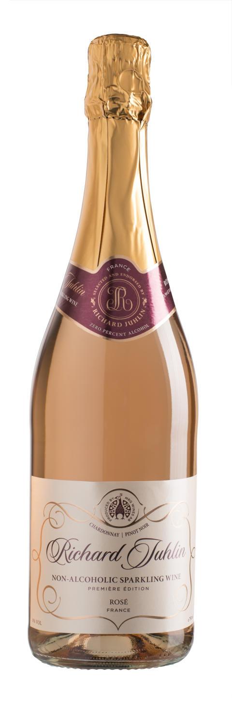 Richard Juhlin Sparkling Wine Rosé