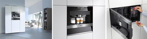 Kaffemaskiner med unika funktioner