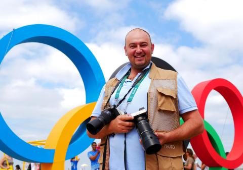 ​Panasonic to collaborate with leading sports photography agency to capture Rio 2016 on Lumix G