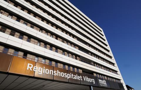 Viborg Hospital skal energirenoveres for millioner