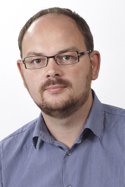Niklas Unnhem, vice vd Trivector System