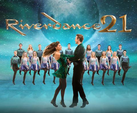 Legendariska succéshowen Riverdance till Sverige!