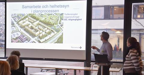 Stadsarkitektträff om perspektiv i planprocessen