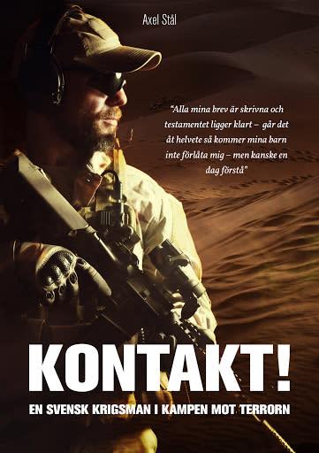 Ny bok: Kontakt! - En svensk krigsman i kampen mot terrorn