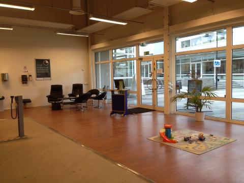 Framtidens besiktningsstation i Sverige