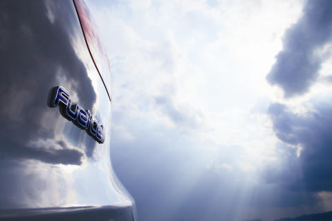 ix35 hydrogenbil