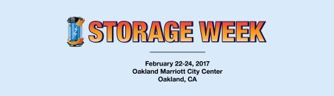 Infocast's Storage Week 2017