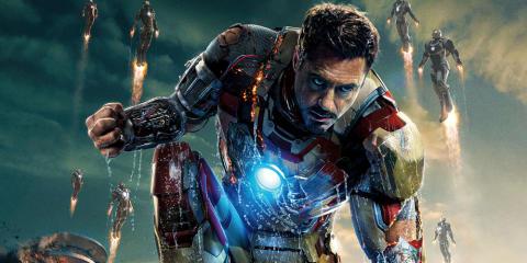 Iron Man 3 og Stewart Stardusts julekalender
